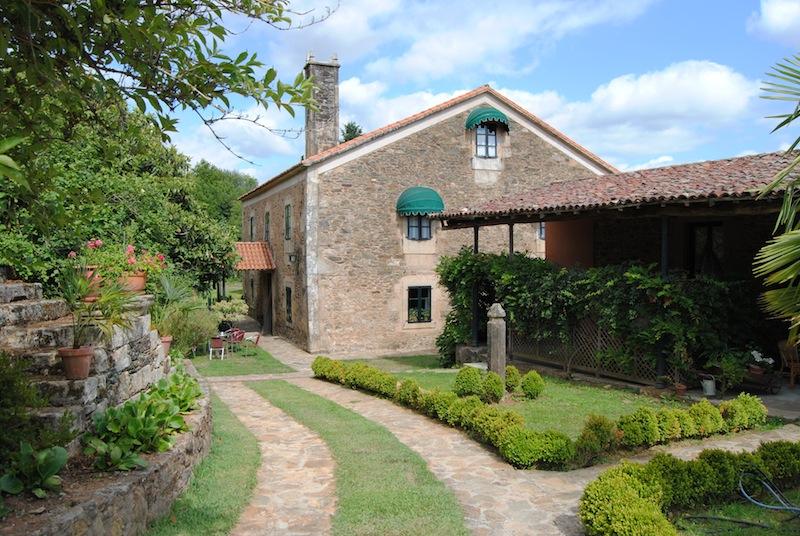 Venta casas rurales y hoteles con encanto - Hoteles en galicia con encanto ...