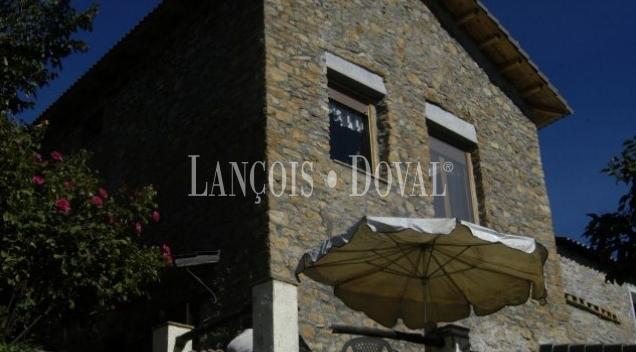 Visalibons. Alta Ribagorza. Huesca. Casa rural en venta.