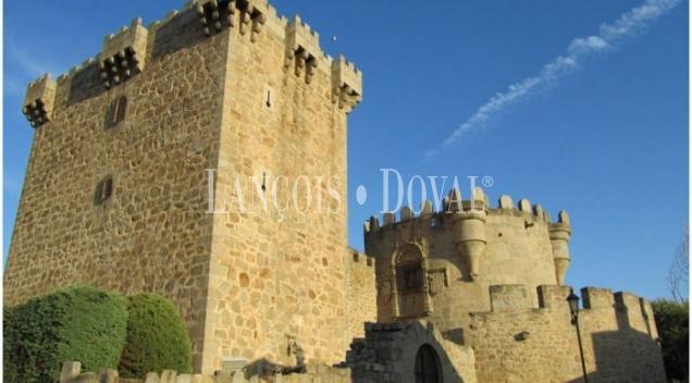 Villaviciosa de Solosancho. Ávila. Hotel con encanto en venta