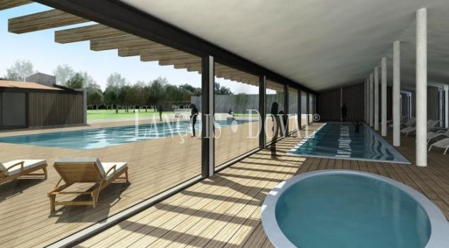 Proyecto resort turístico en venta. Girona.