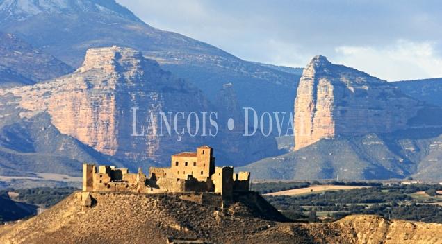 Casas rurales en venta. La hoya de Huesca. Aragón