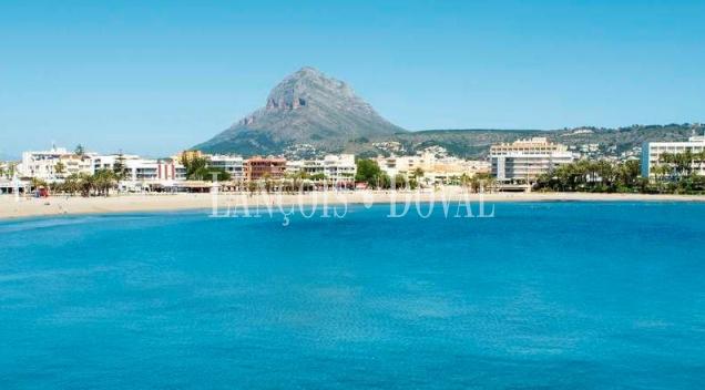 Una inversión turística en La costa blanca. Alicante.