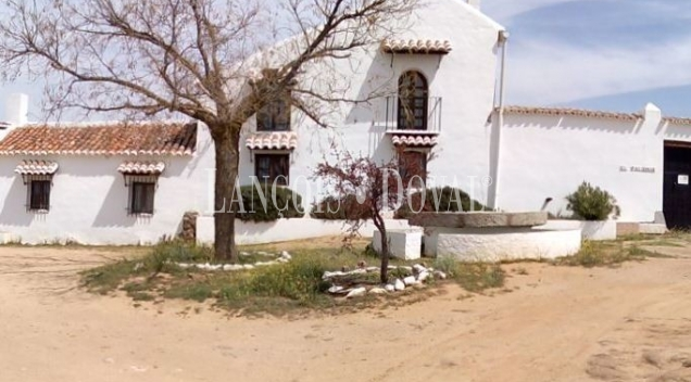 Toledo. Mora. Casa rural y finca en venta.