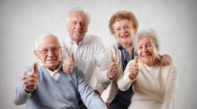 Compra de geriátricos y centros asistenciales.