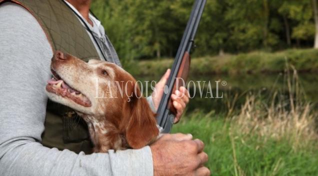 Fincas de caza en Extremadura