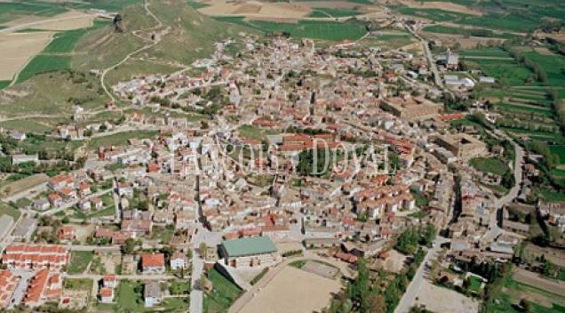 Huete. Finca urbana en venta. Cuenca