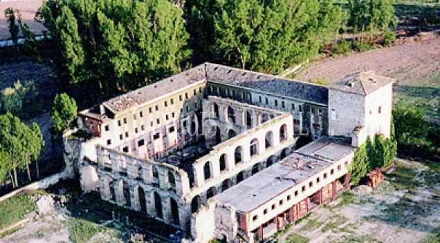 Monasterio Sopetrán. Venta proyecto inmobiliario. Hotel y residencial. Hita. Guadalajara.