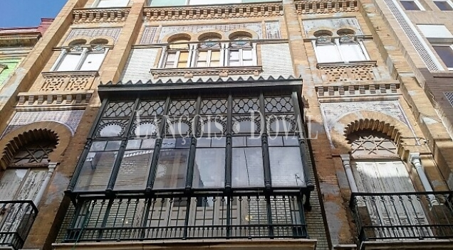 Huelva. Edificio histórico en venta. Centro urbano. Ideal comercial y oficinas.