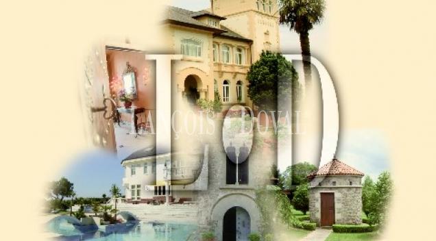 Casa indianos en venta. Mariña Lucense. Viveiro Lugo propiedades singulares