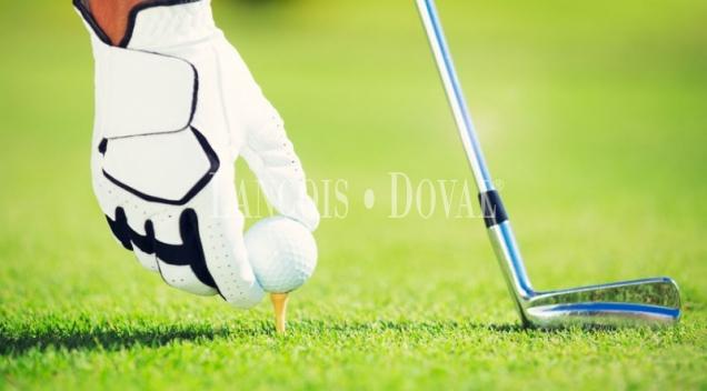 Golf Barcelona suelo residencial en venta para promoción inmobiliaria.