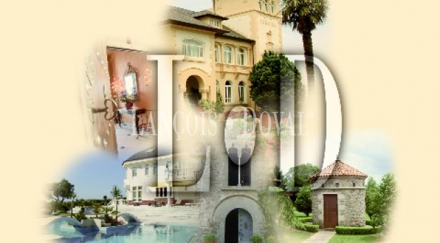 Casa Palacio en venta. Elorrio. Vizcaya. Ideal hotel con encanto o restaurante.