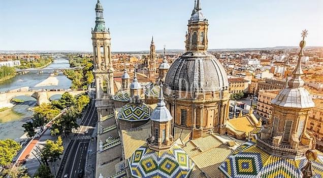 Zaragoza. Edificio singular en venta. Casco histórico.