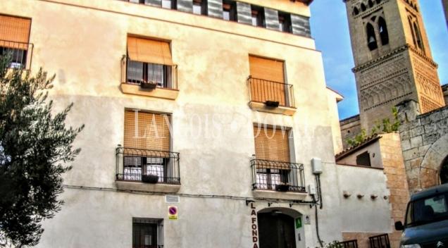 Zaragoza. Casa rural y restaurante en venta. Aniñón