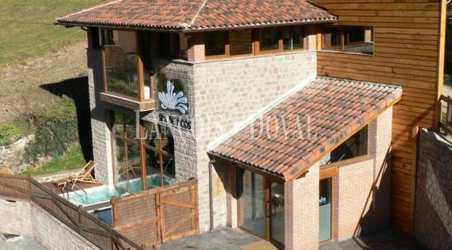 Hotel y spa en Venta Cosgaya. Picos de Europa (Cantabria)