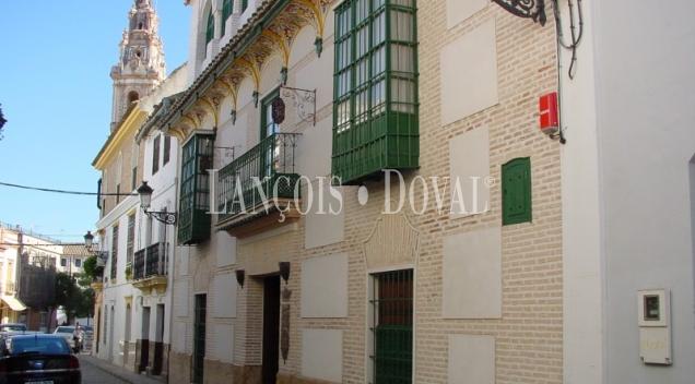 Ecija Hotel Casa Palacio en Venta