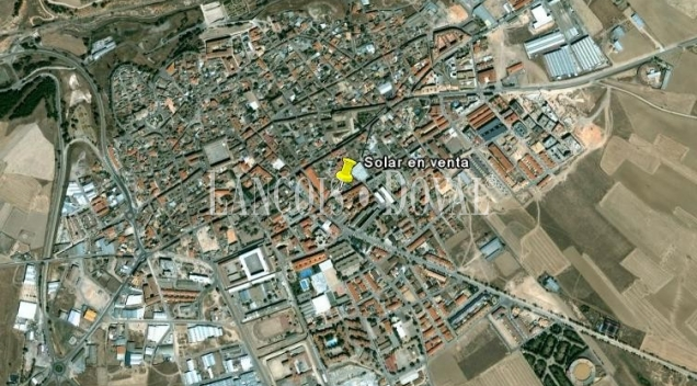 Ocaña. Toledo Solar edificable
