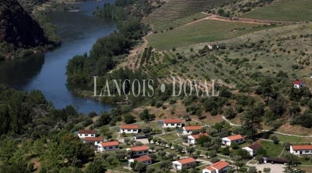 Salamanca. Complejo turístico en venta. Hoteles y casas rurales. Arribes Del Duero.
