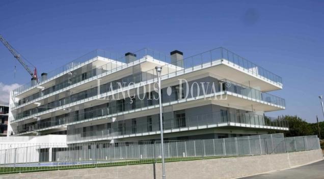 Sant Andreu de Llavaneras. Ático de lujo en venta en primera linea de mar.