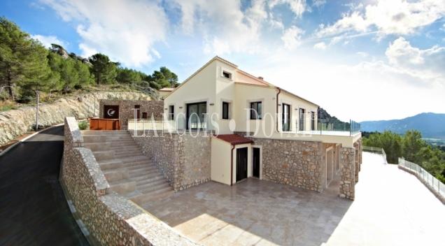 Atalaya de Canyamel. Villa en venta junto golf. Capdepera. Mallorca chalets de lujo.