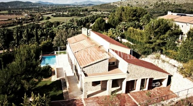 Capdepera. Villa de lujo en Canyamel. Urb Atalaya. Mallorca fincas de prestigio.