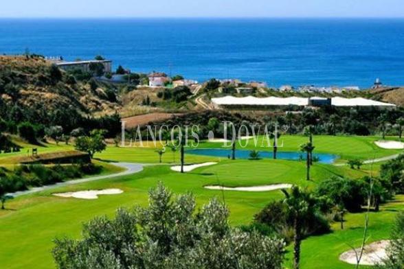Vélez Málaga. Suelo Hotelero en venta. Campo Baviera Golf. La Axarquía.