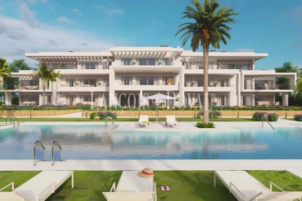Casares. Apartamento exclusivo en venta. Costa del Sol.  Residencial Alcazaba