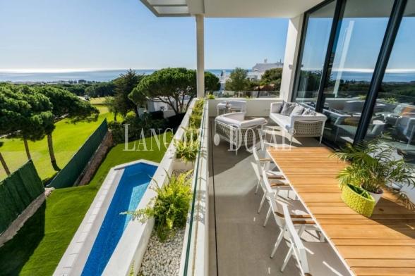 Marbella. Villa exclusiva a estrenar en venta. Costa del Sol propiedades exclusivas.