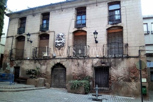 La Rioja. Casa palacio en venta. Arnedo casa solariega a rehabilitar.