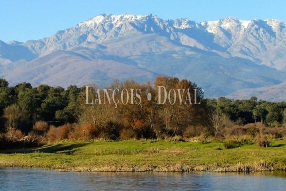 Sierra de Gredos. Proyecto turístico en venta. Finca ideal complejo hotelero.