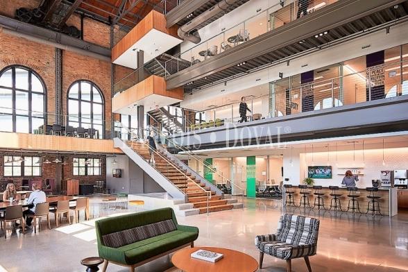 Sant Andreu Llavaneres. Edificio oficinas en venta. Ideal coworking o sede corporativa.