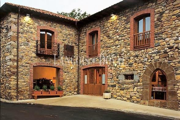 León. Hotel rural con encanto en venta. Vegacervera.