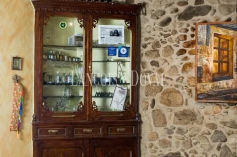 Alt Empordà. Casa Rural en venta. El Pati de l'Albera Sant Climent Sescebes.
