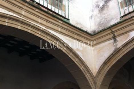 Venta palacio casa de Indias para rehabilitar. El Puerto de Santa María. Cádiz.