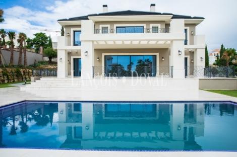 Villa de lujo en venta. Los Flamingos. Estepona. Costa del Sol.