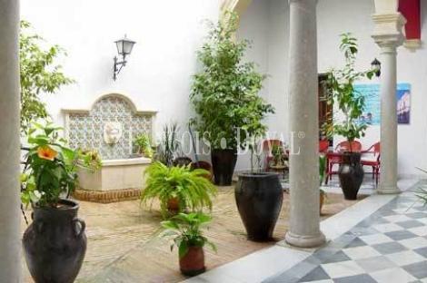 Hotel Palacio Siglo XVII en venta. El Puerto de Santa María.