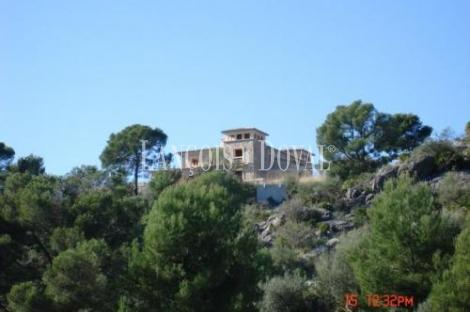 Mallorca. Mansión de lujo Camp de Mar Andratx