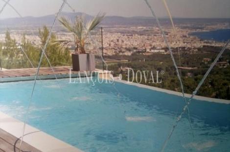 Espectacular mansión en Son Vida. Palma de Mallorca