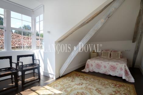Casa señorial en venta. Pravia. Asturias y sus casas emblemáticas.