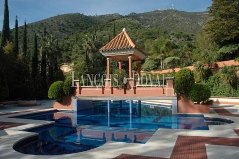 Mijas. Villa en venta. Costa del Sol propiedades exclusivas.