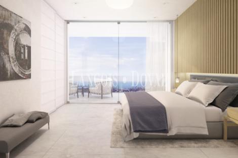 Mijas. Villa en venta con vistas panorámicas al mar. Costa del Sol. Málaga.