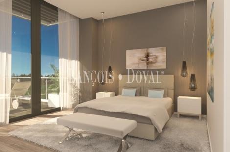 Marbella, Chalets y villas de obra nueva en venta. Costa del Sol casas exclusivas.