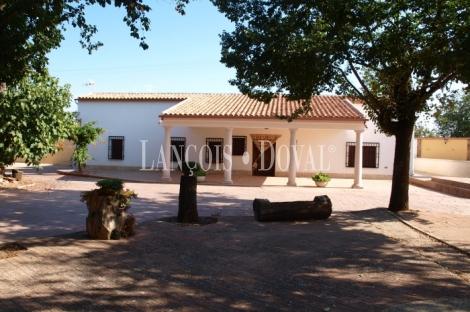 Ciudad Real Casa de campo en venta