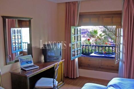hotel rural en canarias: