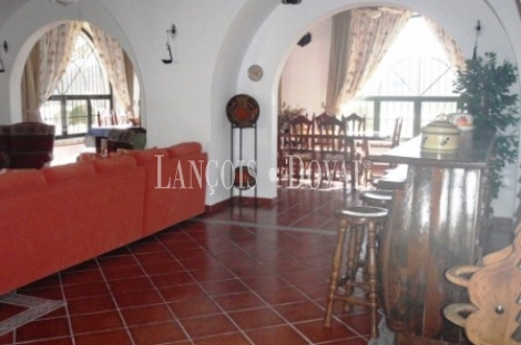 Puebla de Cazalla. Málaga Cortijo y finca en venta