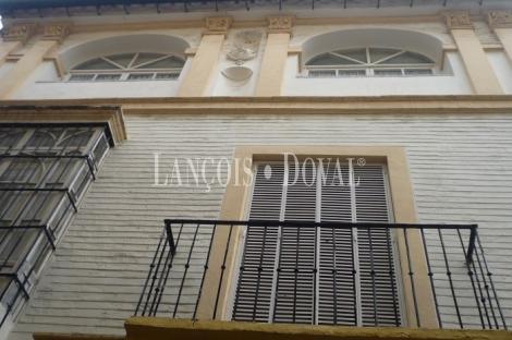 Sevilla Casco Histórico Casa señorial en venta