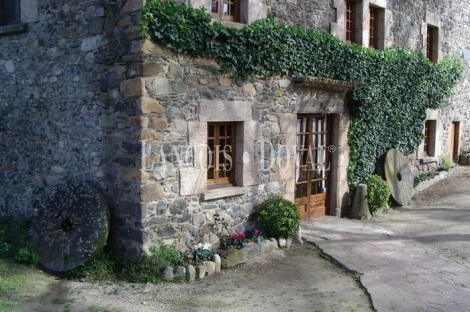 Caldes de Malavella. Girona Restaurante en venta. Posibilidad hotel con encanto.