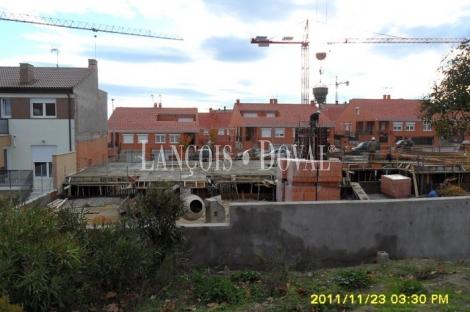 Colmenar Viejo. Madrid Chalets en venta junto a Santa Teresa de Ávila