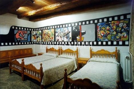 Comarca de la Maragatería. Santiago Millas. León Hotel rural con encanto en venta o alquiler