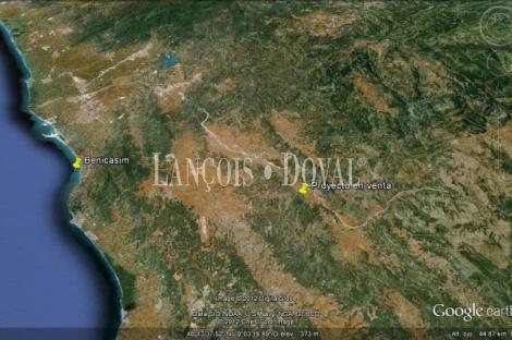 Castellón. Proyecto camping ecorural en venta