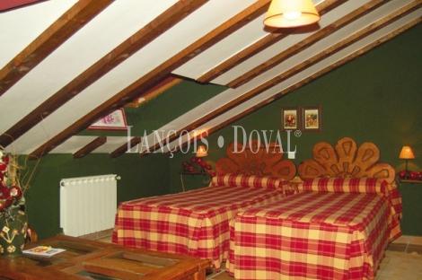 Revilla de Pomar. Palencia. Hotel Rural y Restaurante en venta